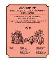 Drojdie rezistenta la rece pentru vin Uvaferm PM (20 g)