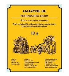 Enzima pentru descompunerea Pectinelor Lallzyme HC (10 g)