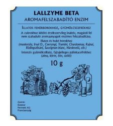 Enzime pentru eliberarea aromelor vin alb Lallzyme Beta (10 g)