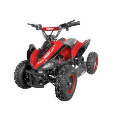 ATV electric pentru copii, 36V / 12Ah / 800W, 25 Km/h, 3+1 viteze, rosu, Hecht 54800