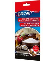 Capcana pentru moliile de alimente (2 buc), Bros 369