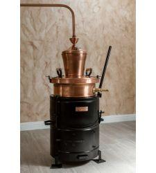 Cazan pentru tuica Basculant cu amestecator (100 l), Destilatori