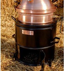 Cazan pentru tuica Hobby cu amestecator (34 l), Destilatori