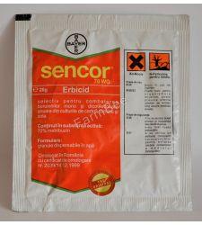 Erbicid Sencor 70 WG (20 g), Bayer CropScience