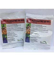 Fungicid Acrobat MZ 69 WG (20 g), BASF