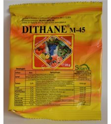 Fungicid Dithane M 45 (20 g), Dow AgroScience