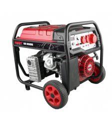 Generator curent 389 cm3 / 5.0 kW / 25 l / 8 ore, Hecht GG 6500