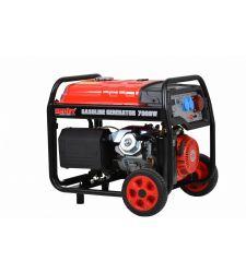 Generator curent trifazic 420 cm3 / 6.5 kW / 25 l / 8 ore, Hecht GG 8000