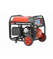 Generator curent trifazic 459 cm3 / 7.5 kW / 25 l /  8 ore, Hecht GG 10000