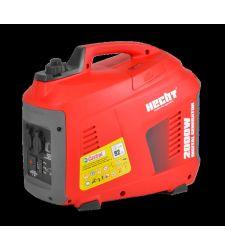 Generator digital curent 105 cm3 / 1.6 kW / 3.5 l / 5 ore, Hecht GG 2000i
