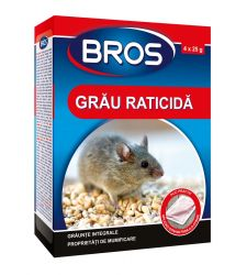 Grausor raticid (100 g), Bros 199