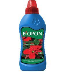 Ingrasamant lichid de toamna pentru plante de ghiveci (500 ml), Biopon 1227