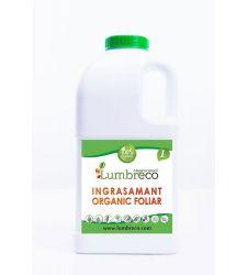 Ingrasamant organic foliar concentrat (1 L), Lumbreco