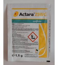 Insecticid Actara 25 WG (1.5 g), Syngenta