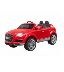 Masina electrica AUDI Q7 pentru copii, 12V / 10Ah / 2 x 35W, rosu, Hecht AUDI Q7 AU716-RED