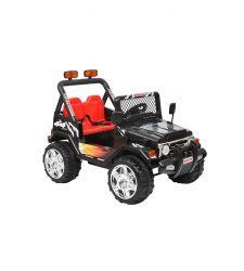 Masina electrica cu telecomanda Raptor Drifter pentru copii, 25W, negru, Hecht 56186