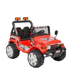 Masina electrica cu telecomanda Raptor Drifter pentru copii, 25W, rosu, Hecht 56185