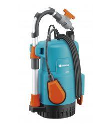 Pompa submersibila 500 W pentru apa de ploaie Classic 4000/2, Gardena 1740