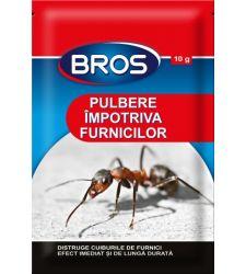 Pulbere impotriva furnicilor interior si exterior (10 g), Bros 945