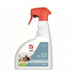 Repelent pentru caini si pisici (750 ml), Vebi 00839