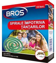 Spirale fumigene tantari, Bros 012