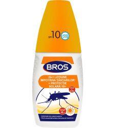 Spray 2 in 1 tantari si protectie solara SPF10 (50 ml), Bros 432