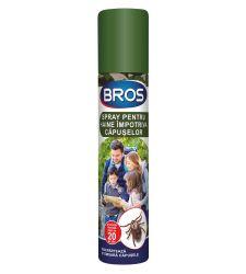 Spray capuse pentru haine (90 ml), Bros 554
