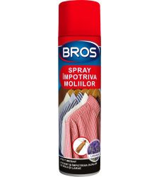 Spray impotriva moliilor (150 ml), Bros 033