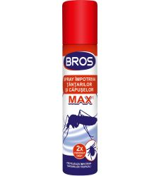 Spray MAX tantari si capuse (90 ml), Bros 208