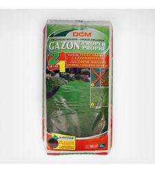 Fertilizant gazon + erbicid NPK 9-3-6 (20 kg), DCM