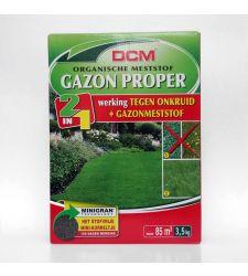 Fertilizant gazon + erbicid NPK 9-3-6 (3.5 kg), DCM