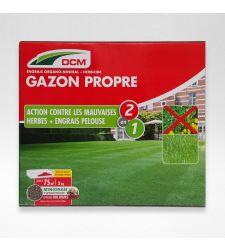 Fertilizant gazon + erbicid NPK 9-3-6 cu dispersor (3 kg), DCM