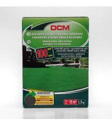 Fertilizant gazon NPK 8-6-7+3MgO (1.5 kg), DCM
