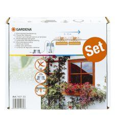Set automat micro-irigare pentru jardiniere (5-6 m), Gardena 1407